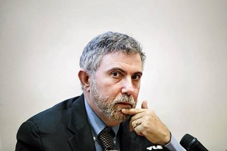 Princetonin yliopiston kansantaloustieteen professorin Paul Krugmanin mukaan euroalueen inflaatio on jo liian matala. Krugmanin mielestä Saksan pitäisi nostaa palkkoja sysätäkseen euroalueen talouden liikkeelle.