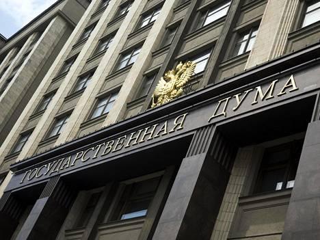 Venäjän parlamentin alahuone duuma käsittelee parhaillaan lakia niin sanotusta suvereenista internetistä.
