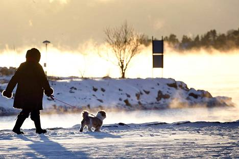 Kylmä vaikuttaa salakavalasti: verenpaine on talvisin vähän korkeampi kuin kesällä.