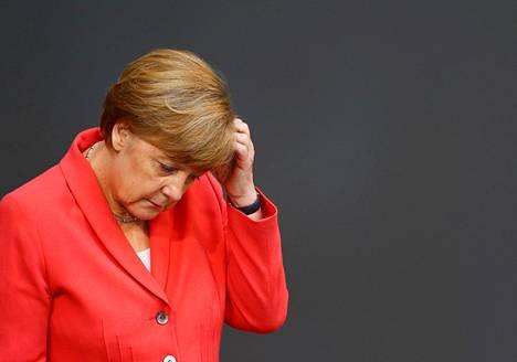 Kaikki eivät pidä jahkailua huonona ominaisuutena, sillä Saksan liittokanslerin Angela Merkelin suosio on pysynyt vuosia hyvänä.