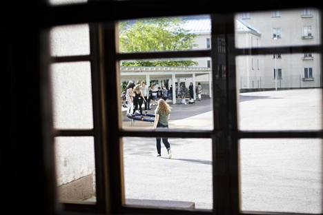 Aleksis Kiven peruskoulun ison remontin olisi tarkoitus alkaa 2018.