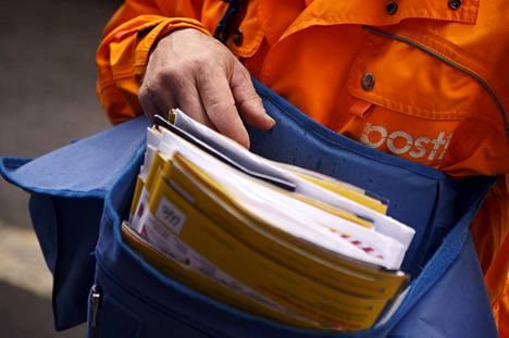 Posti uudistaa organisaatiotaan.