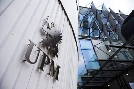 """UPM:n toimitusjohtaja Jussi Pesosen mielestä yhtiön toinen vuosineljännes oli """"erittäin hyvä""""."""