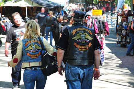 Harley-Davidson -harrastajien Super Rally tapahtuma pidettiin Suomessa edellisen kerran vuonna 2009. Tapahtumapaikkana toimi Seinäjoen Törnävänsaari.
