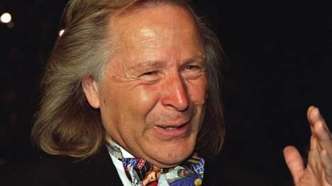 Peter Nygård toimistossaan Torontossa vuonna 2000.