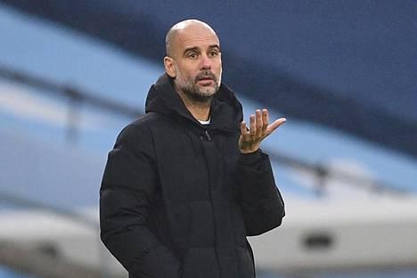 Manchester Cityn manageri Pep Guardiola on saanut joukkueensa voittoputkeen.