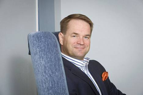 Saku Sipola siirtyy pörssiyhtiö SRV:n toimitusjohtajaksi.