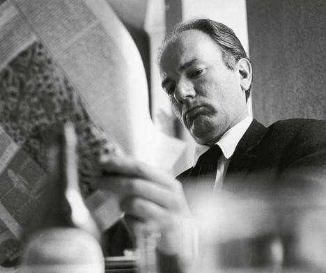 Thomas Bernhard Wienissä vuonna 1971.