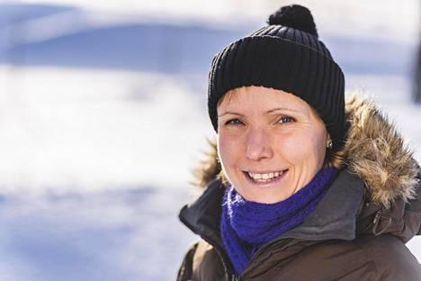 Kaisa Sali myöntää, että triathlonuran jälkeen on ollut sekä henkisiä että fyysisiä vieroitusoireita.