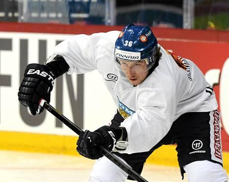 Jussi Jokiselle alkava MM-turnaus on jo uran kuudes.