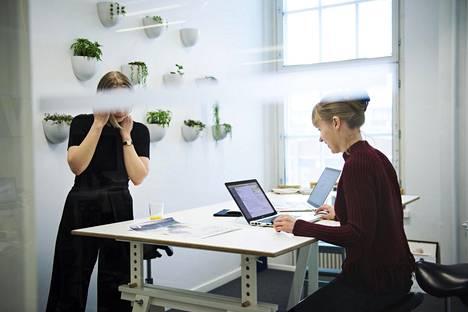 Työnteosta halutaan digitalisoituneena aikana tehdä muun muassa joustavampaa.