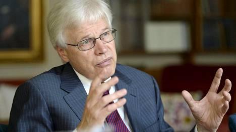 Bengt Holmströmiä pitkään veikattu ensimmäiseksi suomalaiseksi talousnobelistiksi. Tänä vuonna valinta osui häneen.