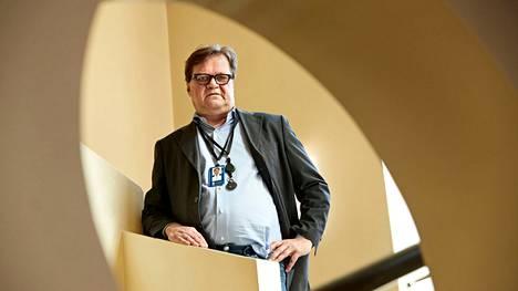 """Lauantaivieras   Yritysten tuista ei saa tulla tapaa Suomessa eikä Euroopassa, sanoo TEM:n kansliapäällikkö Raimo Luoma – """"Puhuisin yleisesti kurinpalautuksesta rahan käytössä"""""""
