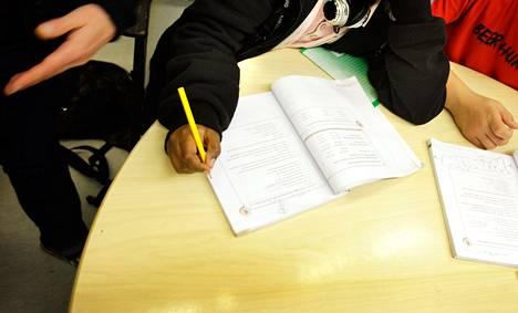 Syntyperäiset suomalaiset suoriutuvat maahanmuuttajavaltaisissa kouluissa yhtä hyvin kuin muissa.