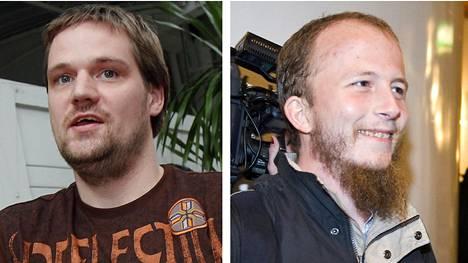 Fredrik Neij ja Gottfrid Warg