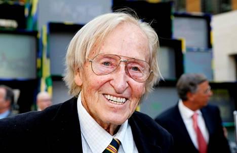 Rudi Gutendorf tunnettiin lempinimellä Levoton Rudi.