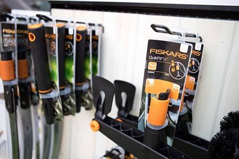 Bränditalo Fiskarsin liiketoiminnat ovat hyötyneet korona-ajan kotoilusta.
