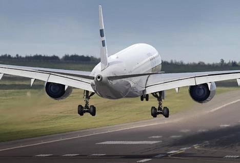 Finnairin osakekurssi on laskenut yli 13 eurosta 6,20 euroon nopeasti-