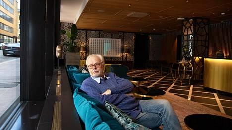 Kasperi Saaren uusi U14-hotelli ehti olla kolme päivää auki ennen kuin se suljettiin.