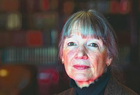 Anne Tyler, 71, alkaa olla siinä iässä, että romaaneista tulee vähemmän kunnianhimoisia.