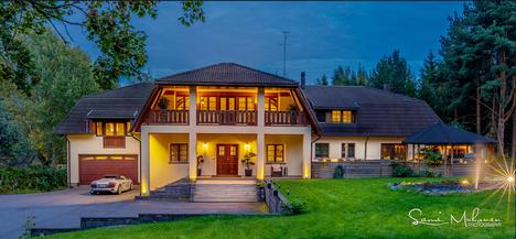 Martinlaaksossa myytävänä oleva Villa Grande on todennäköisesti Suomen ensimmäinen talo, jonka voi ostaa bitcoineilla.