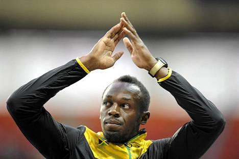 Usain Boltin viime kausi ei oikeuta parhaiden yleisurheilijoiden listalle.