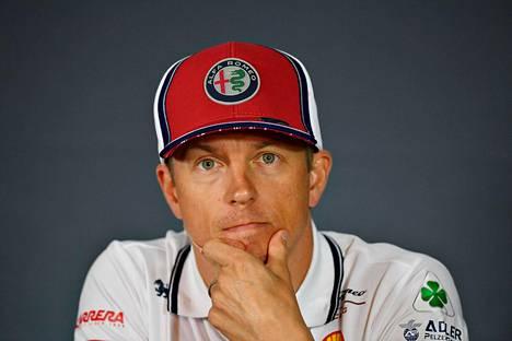 Kimi Räikkösen suoritus Ranskan gp:ssä miellytti tallipäällikköä.