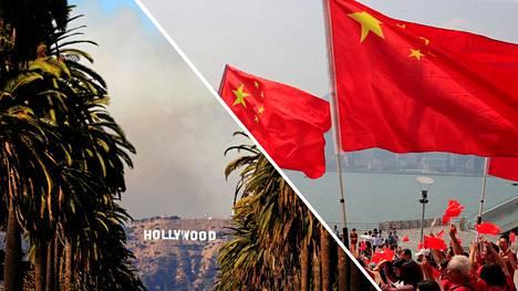 Hollywoodissa joudutaan pohtimaan, kuinka syvälle elokuvastudiot kehtaavat kumartaa Kiinalle.