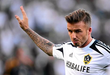 David Beckhamin ura ei jatku Los Angelesissa.