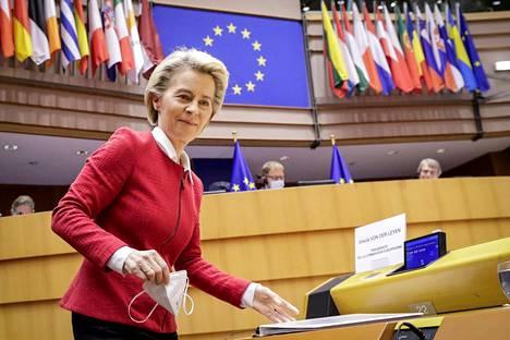 Ursula von der Leyenin johtama EU-komissio saa hiljakseen lisää valtaa, muun muassa elpymispaketin vuoksi.