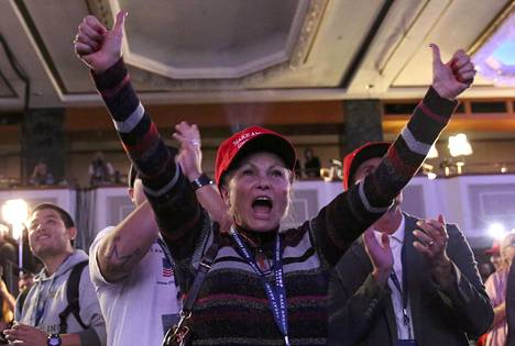 Floridan osavaltion äänestyksen tulos herätti tunteita.