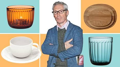 Jasper Morrison suunnitteli Iittalalle parikymmenosaisen astiaston.