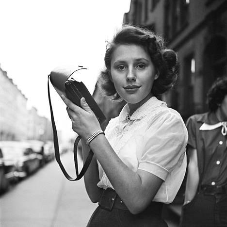 Vivian Maier, New York 1953.