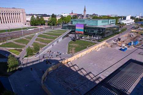Helsinki for Human Rights -mielenosoituksen on tarkoitus alkaa Kansalaistorilta.