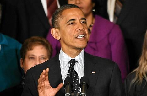Yhdysvaltain presidentti Barack Obama valittiin tällä viikolla toiselle nelivuotiskaudelle.