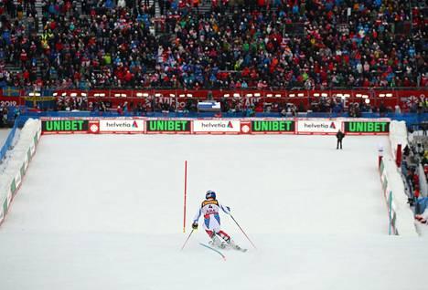 Alppihiihdon MM-kilpailut järjestettiin Ruotsin Åressa helmikuussa 2019.