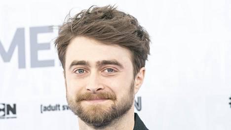Näyttelijä Daniel Radcliffe New Yorkissa keväällä 2019.