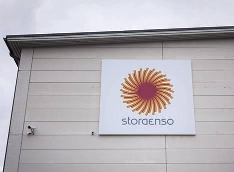 Metsäteollisuusyhtiö Stora Enson liikevaihto on kasvanut tähän mennessä jokaisella vuoden 2017 vuosineljänneksellä.