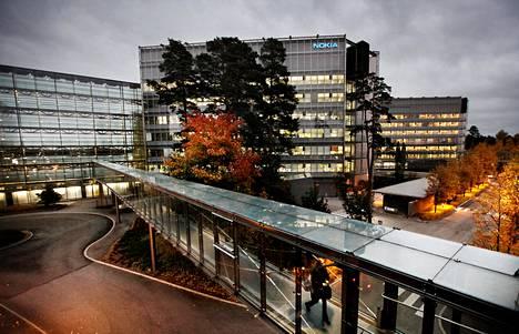 Nokia aikoo myydä pääkonttorinsa Espoon Keilaniemessä osana säästöohjelmaansa.<BR/>