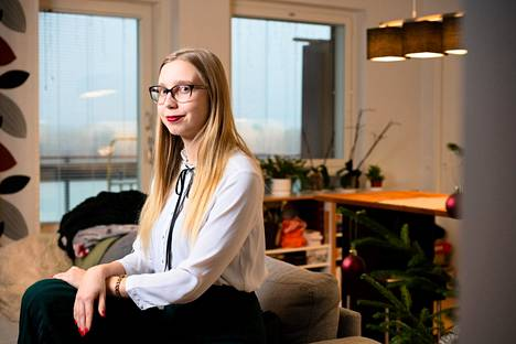 24-vuotiaalle Heidi Häyryselle koronavuosi osui todelliseen elämän taitekohtaan.