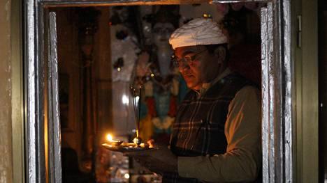Krishna-temppeli Rawalpindissä on ainoa toiminnassa oleva hindutemppeli Pakistanin pääkaupunkiseudulla.