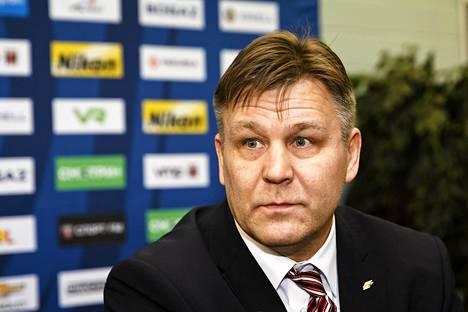 Raimo Summanen valmentaa taas KHL-liigassa Avangard Omskia.