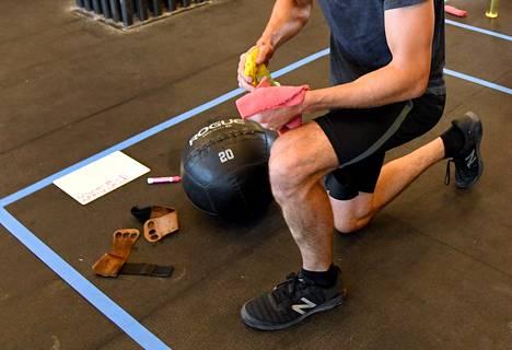 Yhdysvalloissa CrossFit-kuntosalit avautuivat toukokuun lopussa ensimmäistä kertaa sitten maaliskuun puolenvälin.