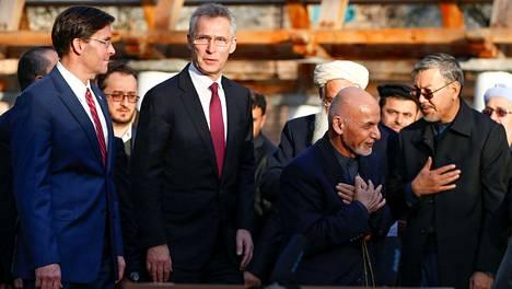 Taleban ilmoitti jatkavansa hyökkäyksiä Afganistanin hallintoa vastaan – Viime lauantaina ääriliike väitti keskeyttävänsä iskut