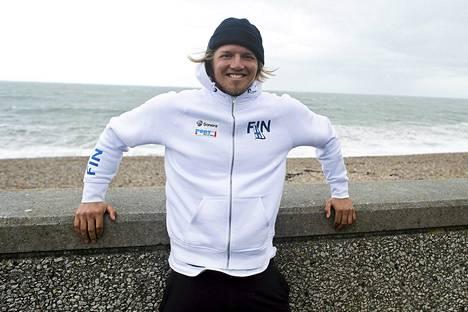 Tapio Nirkko näki Rio de Janeiron purjehduspaikalla muun muassa kuolleita eläimiä. Kuva vuoden 2012 olympiapurjehduksesta Weymouthista.