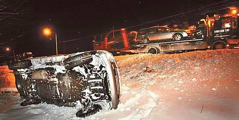 Ajonvakautus säästää talvella ihmishenkiä