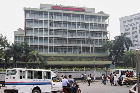 Verkkorikolliset onnistuivat varastamaan rahaa Bangladeshin keskuspankin tililtä helmikuun alussa.