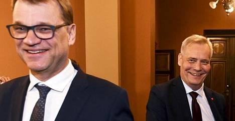 Aktiivimalli henkilöityi edelliseen pääministeriin Juha Sipilään (kesk). Nykyinen pääministeri Antti Rinne (sd) purkaa mallin, mutta kesän hallitusneuvotteluissa Sipilä asetti keskustan ehdoksi korvaavien toimenpiteiden tekemisen.