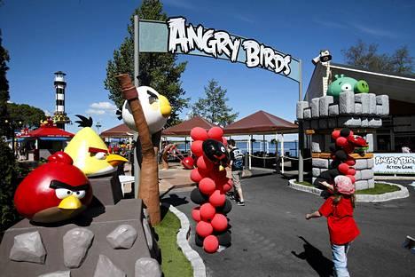Angry Birds Puisto Leppävaara