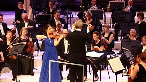 Näin hän soitti, näin hän voitti Sibelius-viulukilpailun